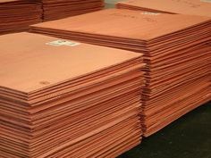 Copper Cathodes - Ushdev International Limited
