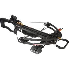 Amazon.com : Barnett Recruit Compound Crossbow Package, Black : Hunting Accessories   $222.22