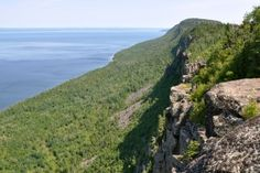 Hiking Guide to Sleeping Giant Provincial Park - Northern Ontario, Canada Hiking Guide, Lake Superior, Hiking Backpack, Photojournalism, Ontario, Trail, Beautiful Places, Places To Visit, Canada
