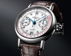 Introducing The Longines Pulsometer Chronograph