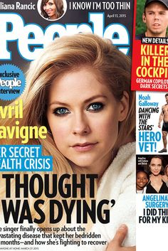 Avril Lavigne Discusses Her Battle With Lyme Disease
