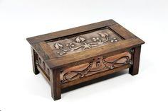 Antiques Atlas - Arts & Crafts Casket