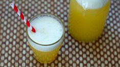 A simple homemade electrolyte drink