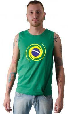 camiseta - brasil giro - Loja de Camisetas decf7f2c1bc
