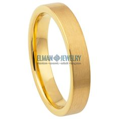 This Wedding Band Ring created from Cobalt Free Tungsten Carbide and made with Comfort Fit design. This ring is ideal as Contemporary Wedding Ring Band, Engagement Ring, Anniversary Band, Gift for His and Her or just for Everyday Wearing. It's a Brushed Yellow Gold IP Plated Pipe-Cut Tungsten Ring Band. The ring width is 4 mm.    Features:  - Scratch Resistant & Lifetime Guarantee  - Same business day Free Shipping  - Hypoallergenic & Bio-compatible     Item Details:  SKU# TR800EL  Style… Party Service, Anniversary Bands, Tungsten Carbide, Wedding Ring Bands, Cobalt, Engagement Ring, Free Shipping, Contemporary, Yellow