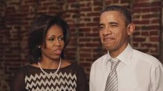 """These are all kind of adorable. Barack Obama, The """"Yes"""" Man GIFs"""