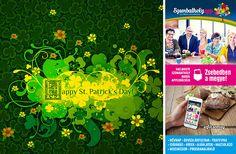 Szent Patrik napja van, Írország védőszentjének ünnepe! Zsebedben az infócsomag! - (03. 17.) - Szombathely app: Vas megye ingyenes mobil alkalmazása!
