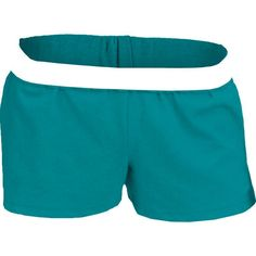 Soffe Juniors' New 'Soffe' Shorts, Women's, Size: Medium, Blue