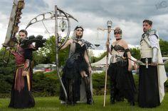 Horsemen of the Apocalypse cosplay