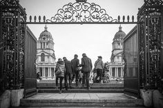 Old Royal Naval College, Greenwich... by TRM-photography.co.uk, via Flickr