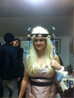 Best Halloween costume I've seen this year lmao Mean girls halloween costume for women #Funny #DIY #Creative