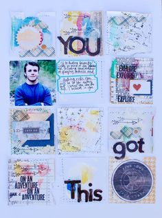 True North, by Denise Morrison using the Pen Pal collection from…