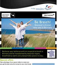 Brittany Creative Advertising, Brittany, Tourism, Places, Beautiful, Turismo, Ads Creative, Bretagne, Lugares