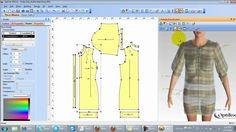 2011 Optitex.com Webinar 5, 3D Samples, Reduce Samples, Improve Fit + Ex...