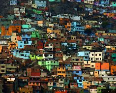 José Eduardo Silva colours are not enough...in Lima, Peru