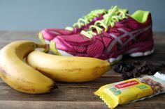 Natuurlijke sportvoeding