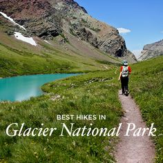 Although Glacier is famous for their GTTSR drive, in our opinion the best views are found on the trails. Here are 15 Best Hikes in Glacier National Park!