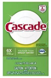 Cascade Powder Dishwasher Detergent Best Dishwasher, Dishwasher Detergent, Handmade Leather Wallet, Dishwashers, Good And Cheap, Powder, Top, Face Powder, Crop Shirt