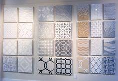 Beautiful marble mosaics