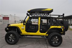 2009 JEEP WRANGLER CONVERTIBLE - Barrett-Jackson Auction Company - World's Greatest Collector Car Auctions