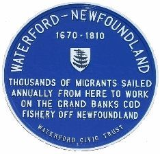 Irish emigration, coffin ships and the history behind the exodus of Irish immigrants to America, Canada, Australia, NZ and Britain. Newfoundland Canada, Newfoundland And Labrador, Germany Poland, Devon Uk, My Family History, Man On The Moon, Countries To Visit, Beautiful Islands