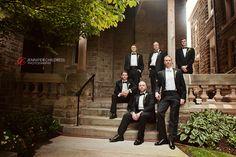 Jennifer Childress Photography | Wedding | Manufacturers' Golf and Country Club | Fort Washington, PA | Willow and Thistle | Cheekadee | Groom | Groomsmen      www.jennchildress.com