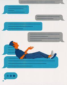 Dan Bejar e le sue illustrazioni concettuali American Illustration, Digital Illustration, Graphic Illustration, Business Illustration, Creative Illustration, Manga Illustration, Text Therapy, Gfx Design, Graphic Design