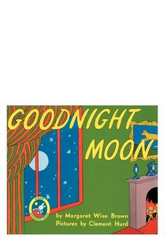 Goodnight Moon - by Margaret Wise Brown (Hardcover) Bedtime Reading, Reading Nook, 100 Books To Read, Margaret Wise Brown, Beloved Book, Good Night Moon, Children's Literature, Bedtime Stories, Mini