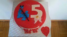 Birdday cake