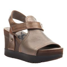 959657a4318a Stay chic during football season with the Waypoint wedge sandal.  outfit   gameday  . OTBT shoes