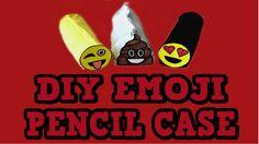 DIY EMOJI PENCIL CASE!  VISIT: https://youtu.be/ayIvF4k_CXc      #CREATIVE CREATIONS #diy #crafts #tutorials #pencilcase  #pencil # case #emoji #ideas #school #videos