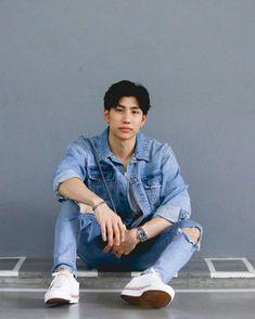 Sexy Asian Men, Asian Boys, Thai Drama, Good Looking Men, Boyfriend Material, My Boyfriend, Cute Guys, Actors & Actresses, How To Look Better