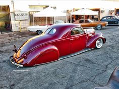 #happyvalentinesday #whitewalls #zephyr #layedout #skirts #coupe #taildragger #red pic from @reyfierro ❤️ #sexy #sled