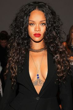 Rihanna's Ever-Changing Hairstyles and Makeup Looks - Rihanna's Beauty Transformation