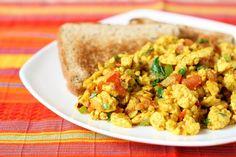 Akoori (Indian Breakfast Scramble)