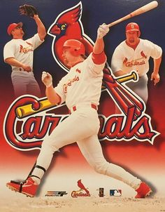 Mark McGwire St Louis Cardinals, Mario, Sports, Fictional Characters, Hs Sports, Fantasy Characters, Sport