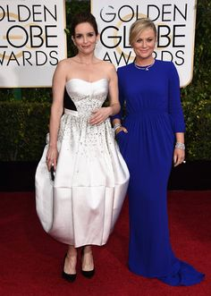 Golden Globes Red Carpet 2015 Photos: See All The Stunning Gowns Of The Night