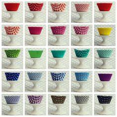 Cupcake Liner Pick-a-Mix