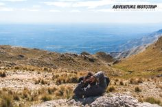Relax!  ¿Ciudad o montañas?  www.adventuremototrip.com