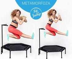 Przy pomocy photoshop'a chudnie się łatwiej, ale kolejne Panie poradziły sobie bez niego :) #fitandjump #trampoliny #fitness #fitnessnatrampolinach #fit #slim #sport #metamorfoza
