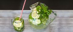 Lose Weight With These Homemade Detox Drinks | Fitness Republic