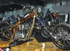 2012 Mooneyes Custom Show: The Bikes