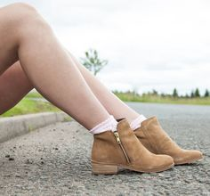 Your inter-season style questions have been answered - the schuh Galaxy ankle boots in tan are here.