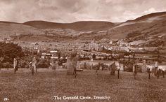 Gorsedd Circle, Treorchy