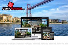 Grupo Actialia somos una empresa que ofrecemos servicio de diseño web en Bilbao. Ofrecemos diseño de páginas web, programación a medida, tienda online, blog social. Para más información www.grupoactialia.com o 91.159.16.78