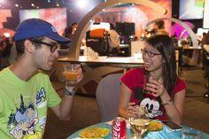Disney Parks Blog Readers Chow & Dine at Food & Wine