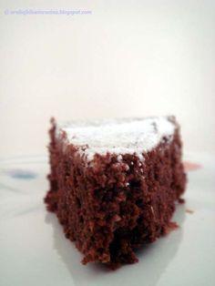 Arabafelice in cucina!: La torta al cioccolato più buona...e più facile!