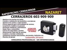 CERRAJEROS NAZARET VALENCIA 603 909 909