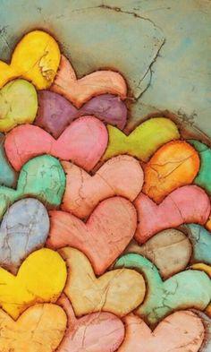 ART ~ HEARTS