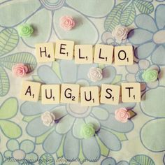 Tamsyn Morgans | Hello New Month Category